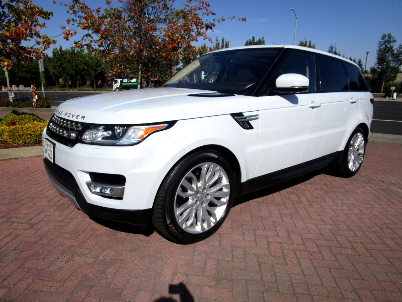 2016 Land Rover Range Rover Sport HSE**PWR 3RD ROW SEAT**HEAT/AC SEATS*REAR HEAT SEA