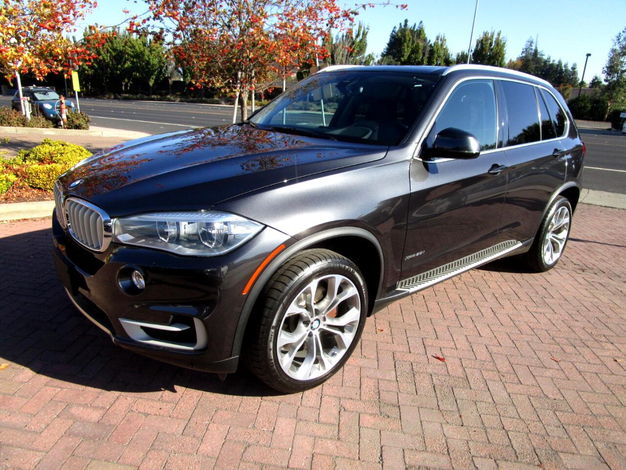 BMW X5 XDrive 5.0  2016