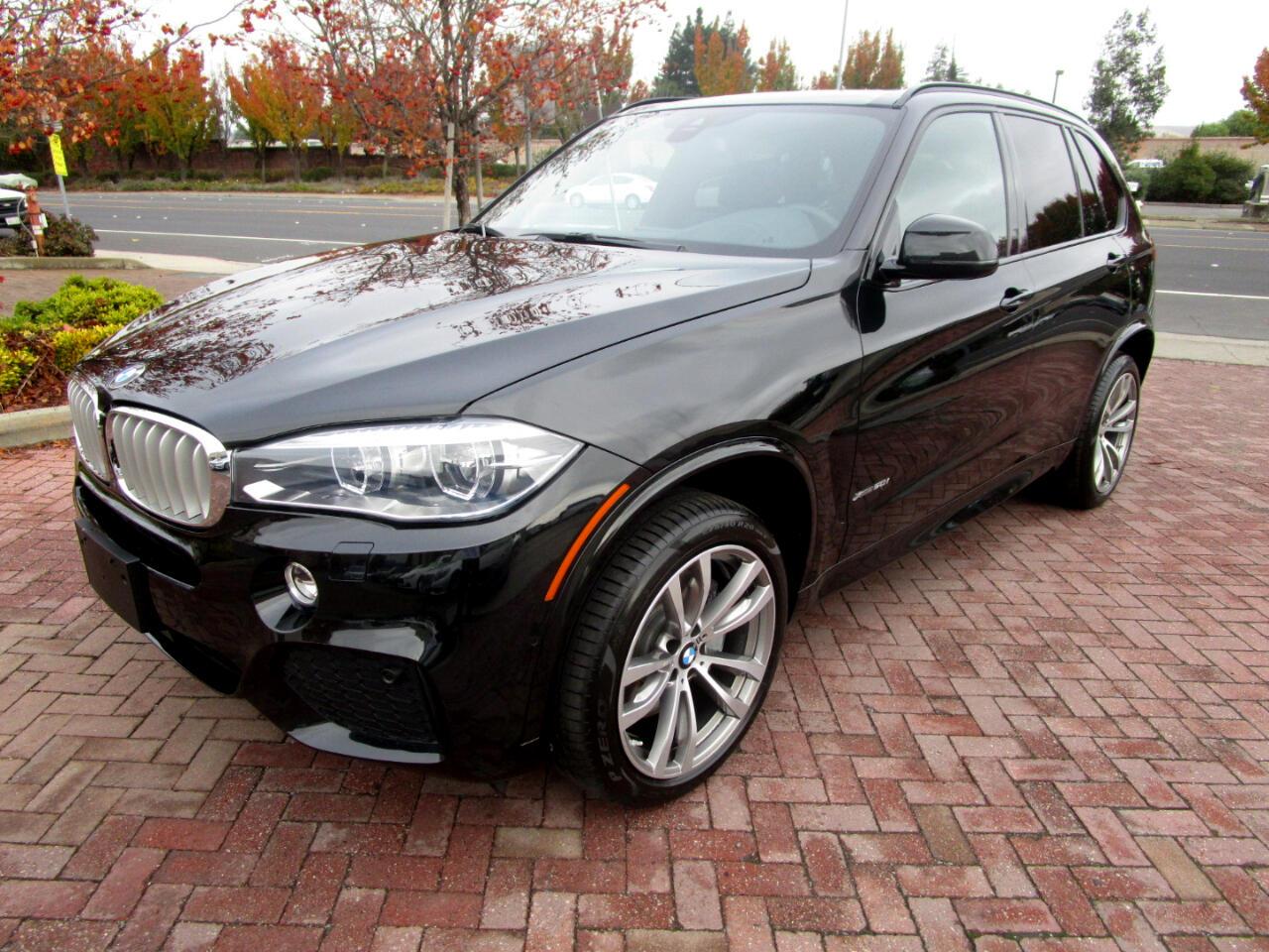 BMW X5 XDrive 5.0  2017