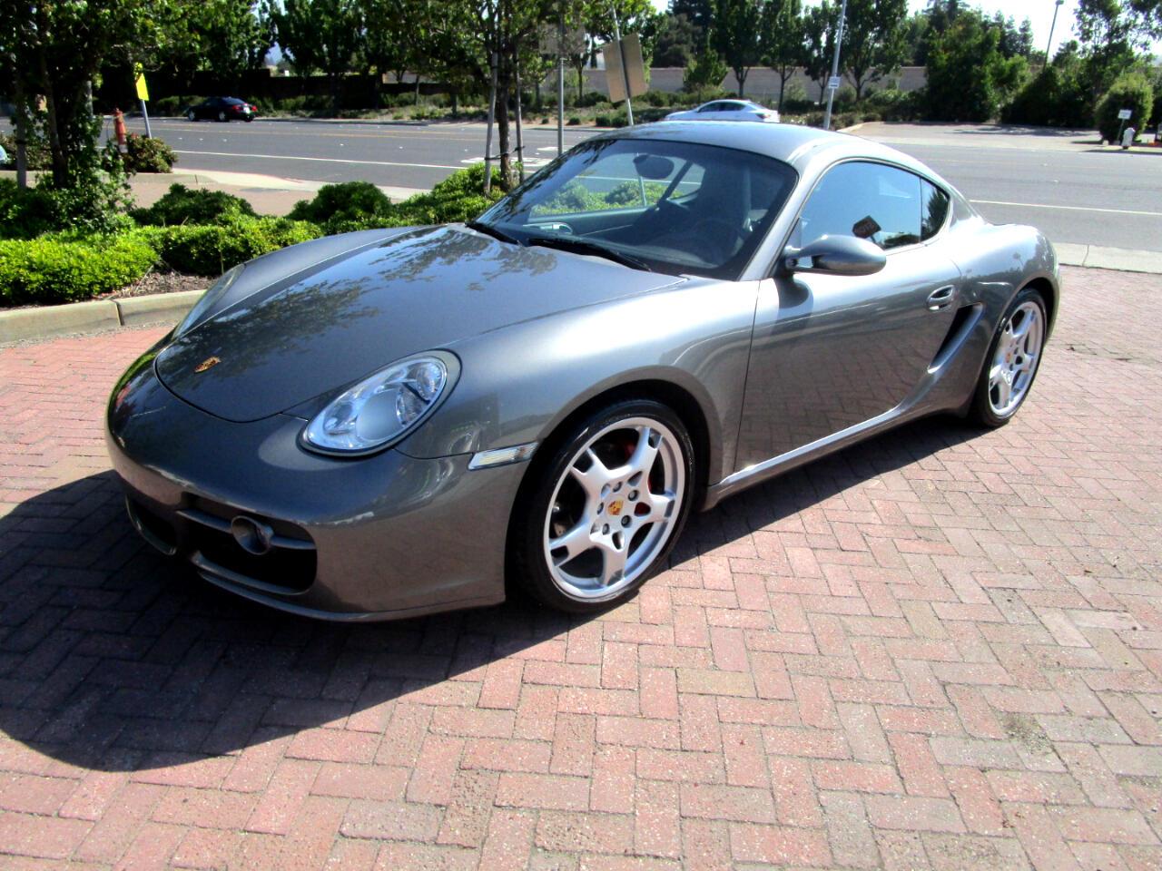 Porsche Cayman S  2007