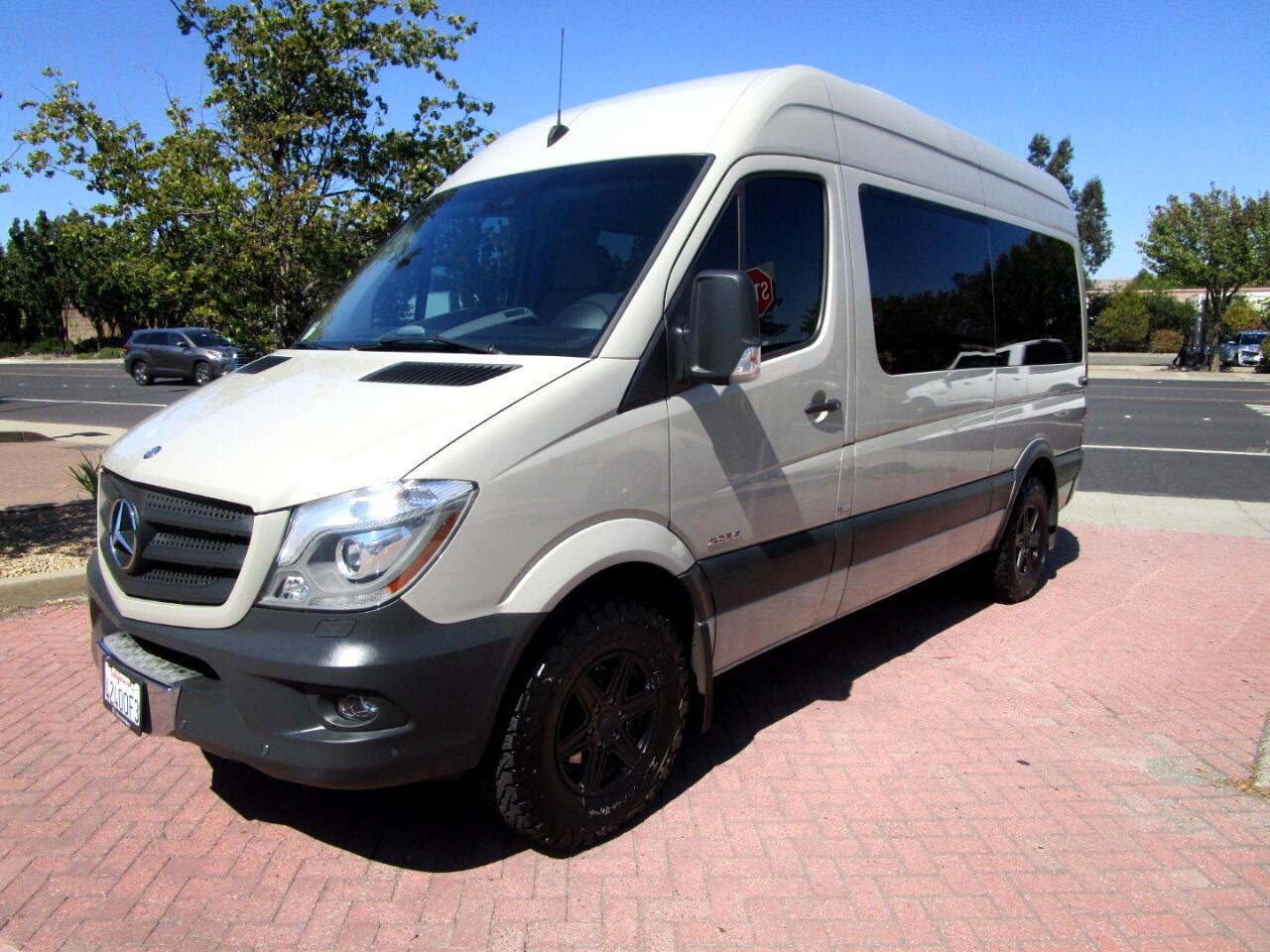 Mercedes-Benz Sprinter Passenger Vans  2014