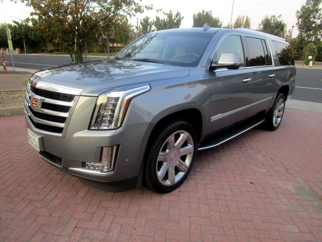 Cadillac Escalade ESV  2020