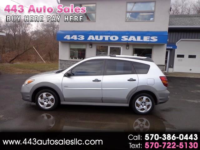2005 Pontiac Vibe 4dr HB