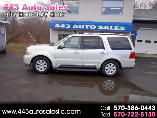 2004 Lincoln Navigator 4dr 4WD Luxury