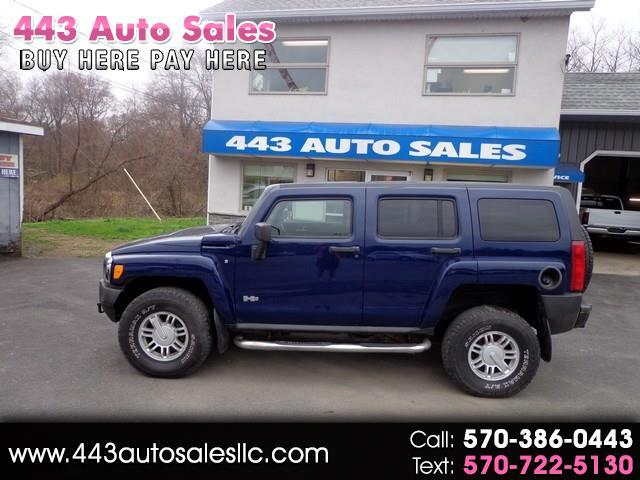 2009 HUMMER H3 4WD 4dr SUV Adventure