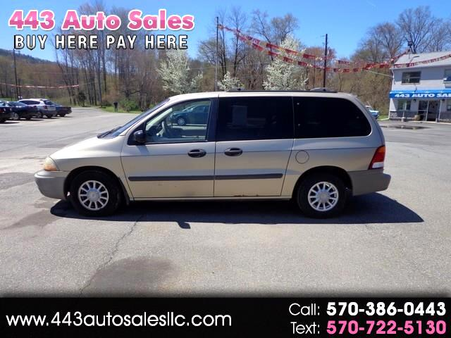 2001 Ford Windstar Wagon