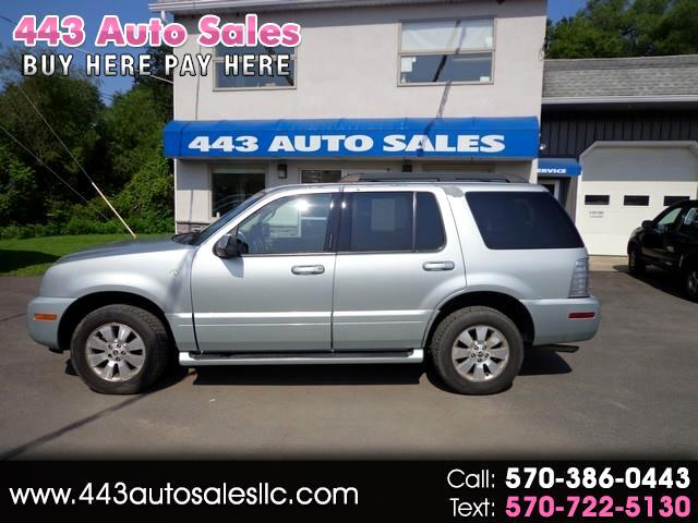 Mercury Mountaineer 4dr Luxury AWD 2006
