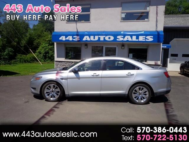 Ford Taurus 4dr Sdn Limited AWD 2011