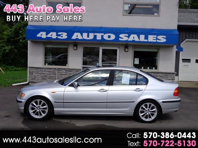 2003 BMW 3 Series 330i 4dr Sdn RWD
