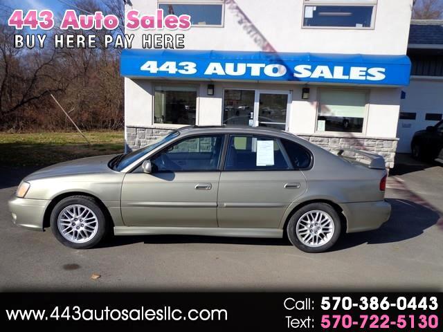 Subaru Legacy Sedan  2000