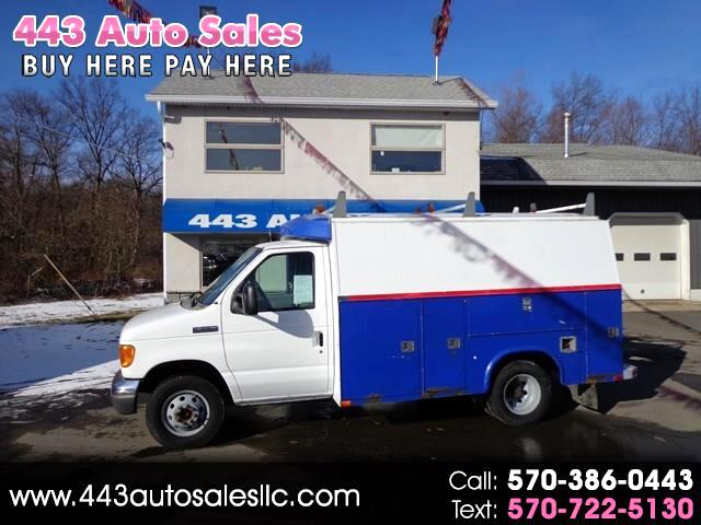 "Ford Econoline Commercial Cutaway E-350 Super Duty 138"" DRW 2007"