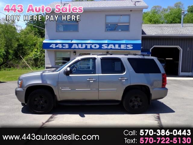 Chevrolet Tahoe 4WD 4dr 1500 LT w/1LT 2009
