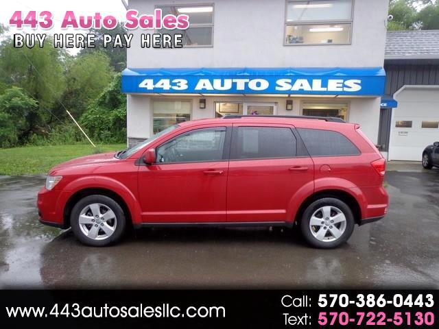 Dodge Journey AWD 4dr SXT 2012