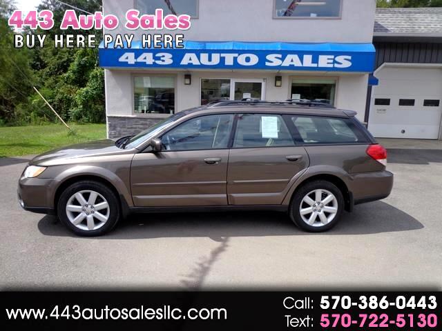 Subaru Outback (Natl) 4dr H4 Auto Ltd 2008