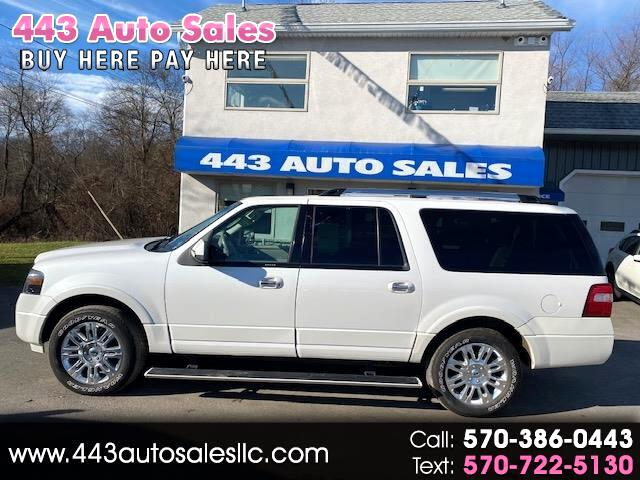 Ford Expedition EL 4WD 4dr Limited 2011