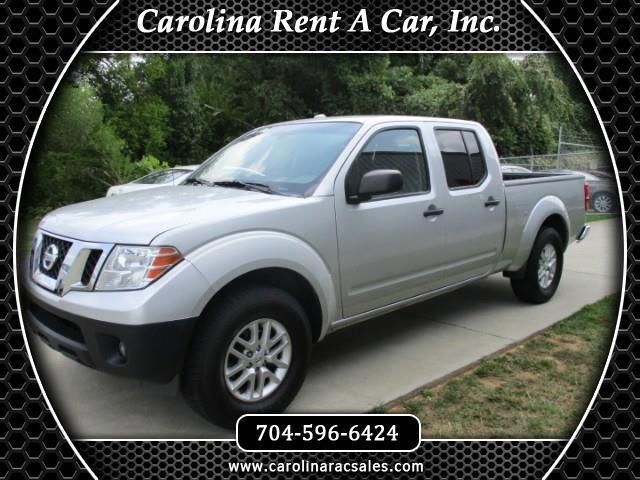 2015 Nissan Frontier SV Crew Cab LWB 5AT 2WD