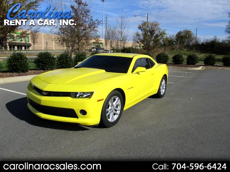 2015 Chevrolet Camaro 2LS Coupe