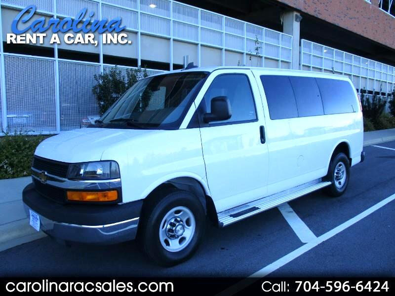 Chevrolet Express LT 3500 2016