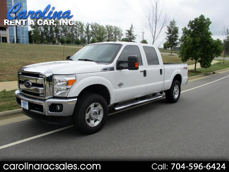 Ford F-250 SD FX4 Crew Cab Long Bed 4WD 2016