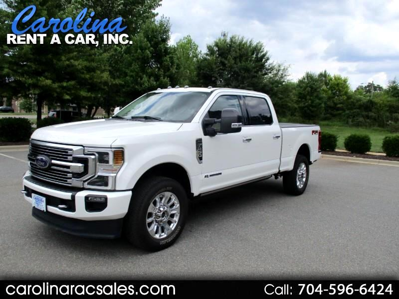 Ford F-250 SD Limited Crew Cab 4WD 2020