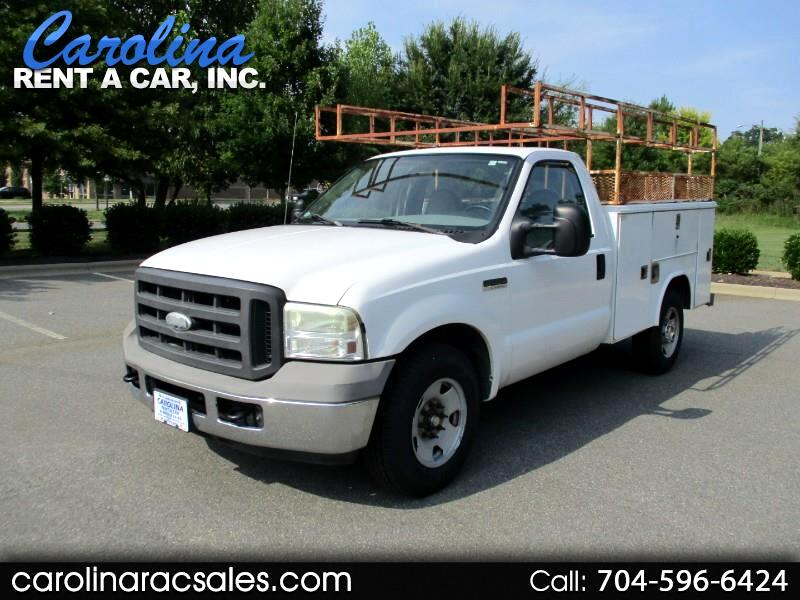 Ford F-250 SD XL 2WD 2005