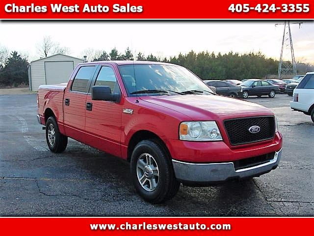 "2005 Ford F-150 2WD SuperCrew 139"" XLT"