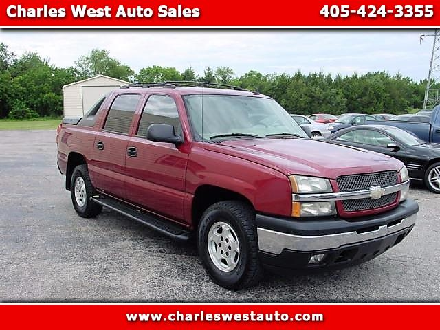 2006 Chevrolet Avalanche 1500 2WD