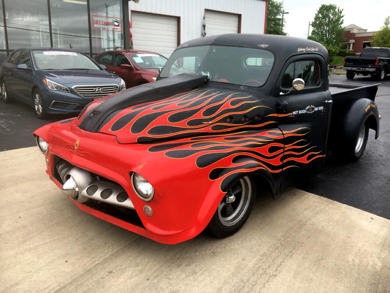 1952 Dodge D/W Series Pickup
