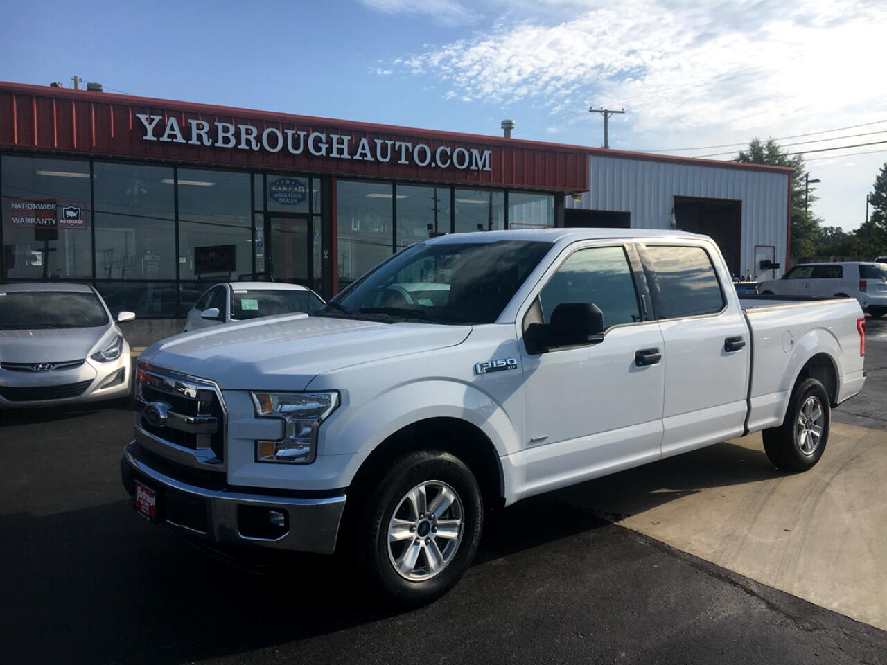 2017 Ford F-150 2WD SuperCrew 139