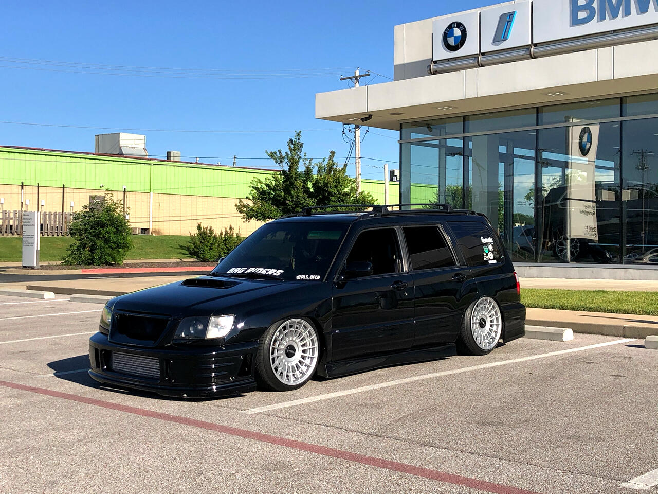 Subaru Forester S 2001