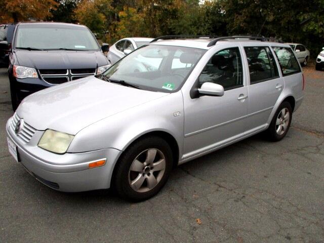 2004 Volkswagen Jetta Wagon GLS 1.8T