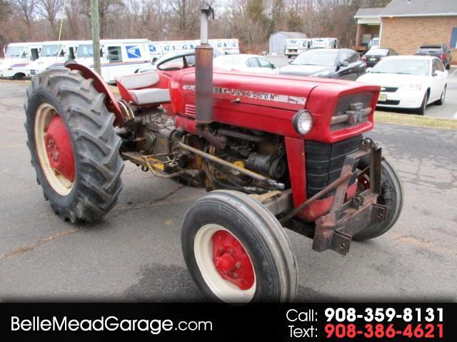 1969 Massey Ferguson Farm 2135   MASSEY TRACTOR