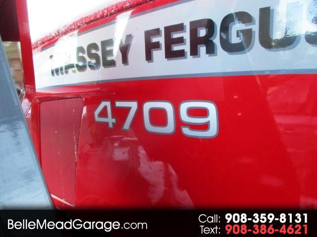 2017 Massey Ferguson Farm 4709  4X4 LOADER  MASSEY