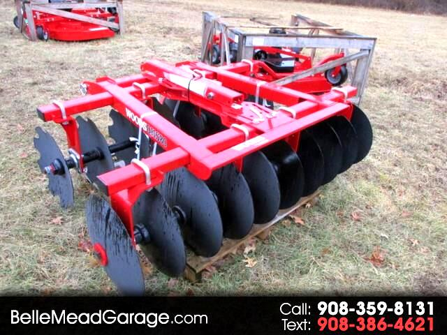 2017 Woods D184-2 DISC HARROW 80