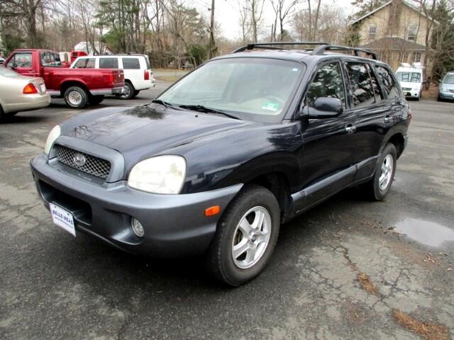 2004 Hyundai Santa Fe AWD 4dr Auto GLS *Ltd Avail*