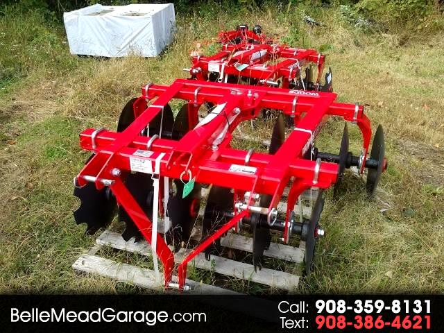 2018 Woods D184-2 DISC HARROW 64