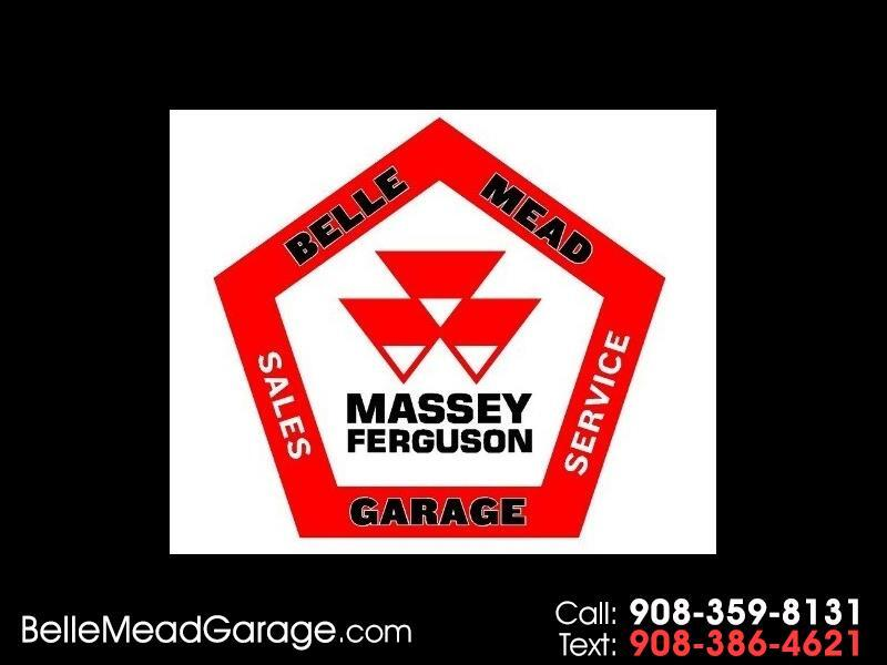 2018 Massey Ferguson Farm 1734EHL 4X4 TRACTOR LOADER