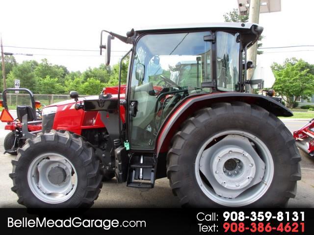 2018 Massey Ferguson Farm 4710 DELUXE 4X4 CAB LOADER READY
