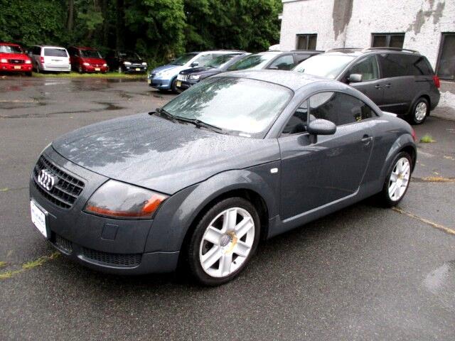 2005 Audi TT Coupe