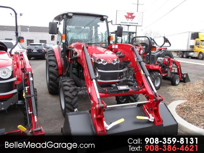 2018 Massey Ferguson Farm MF1760MHL 4X4 CAB TRACTOR WITH LOADER