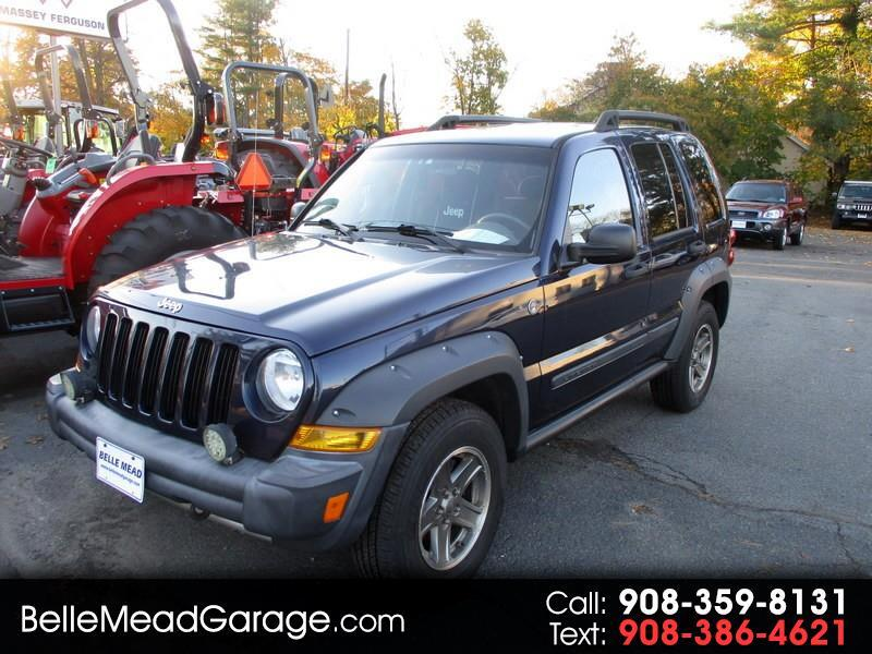 2005 Jeep Liberty 4dr Renegade 4WD
