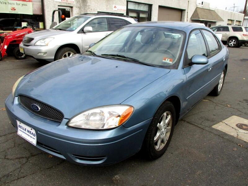 2007 Ford Taurus SEL