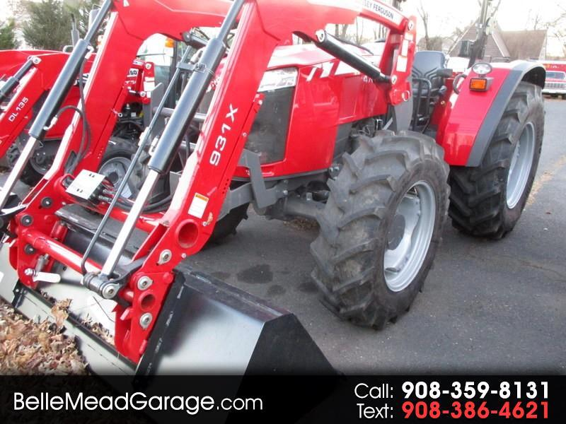 2015 Massey Ferguson Farm 4709 PLATFORM 4X4 WITH LOADER