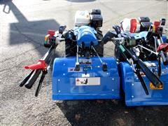 2019 BCS 2 Wheel Tractor