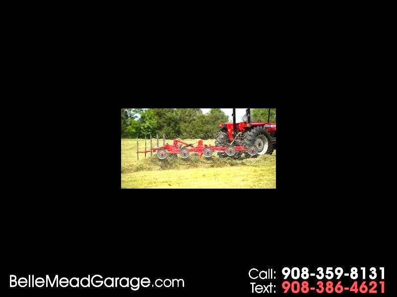 2019 Massey Ferguson Farm MF 1510 V RAKE 10 WHEEL WITH KICKER WHEEL