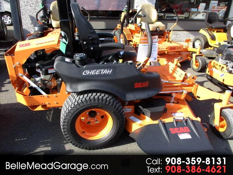 "2019 SCAG Mower CHEETAH 61"" MOWER WITH 37HP BRIGGS ENGINE"