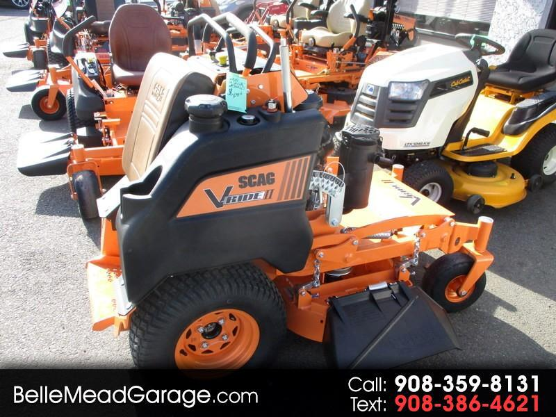 2019 SCAG Mower V RIDE WITH 61