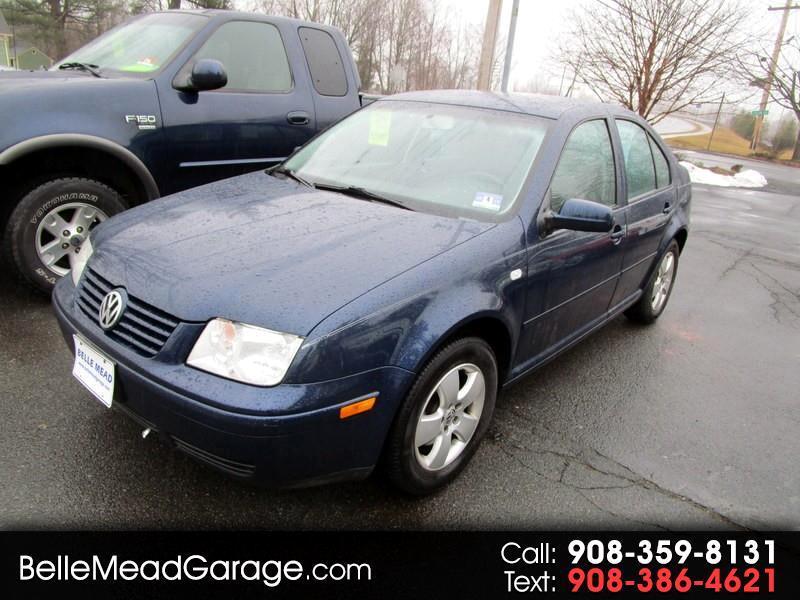 2003 Volkswagen Jetta 4dr Sdn GL Auto