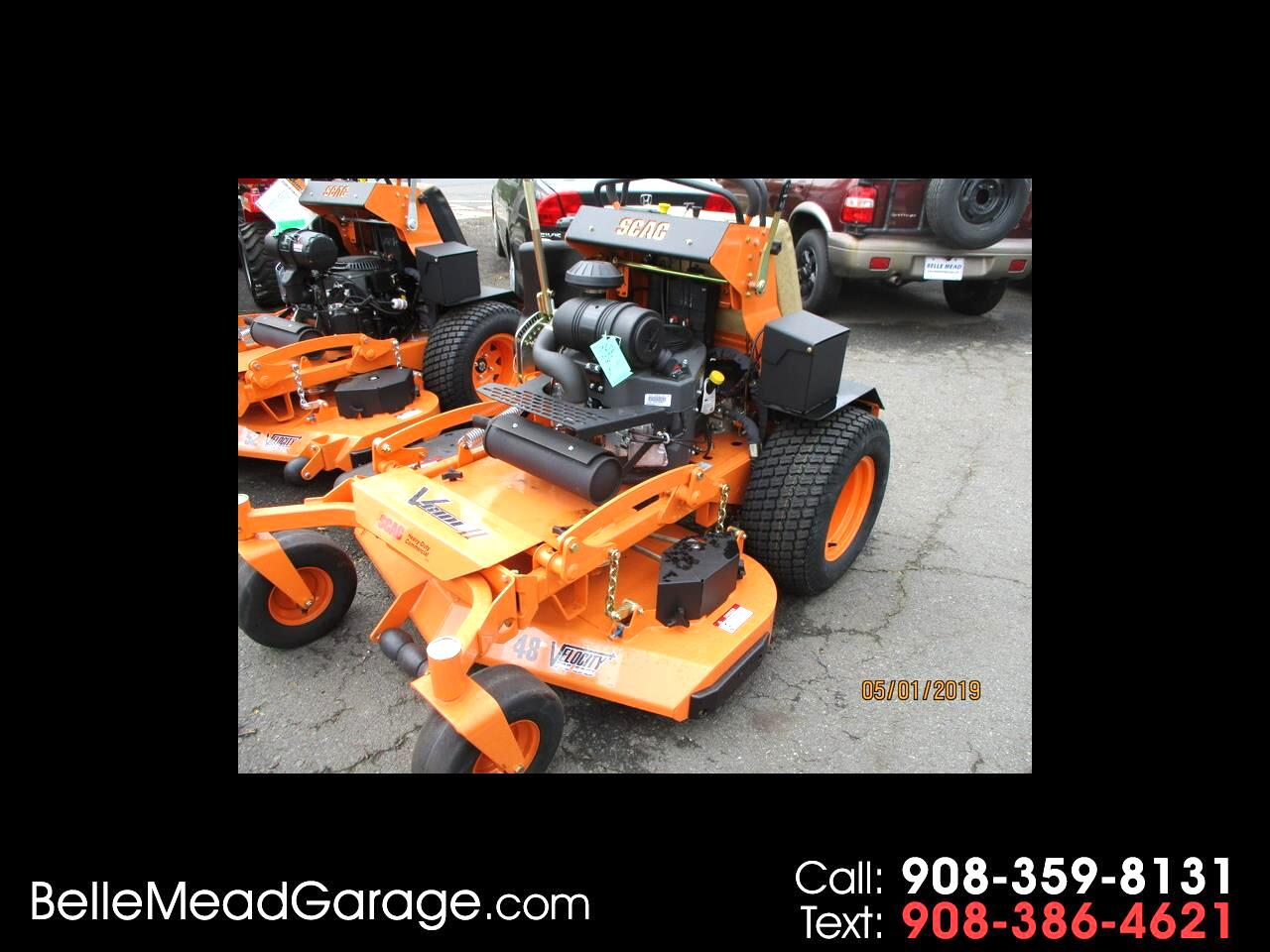 2019 SCAG Mower V-RIDE 48' WITH 22HP KAWASAKI