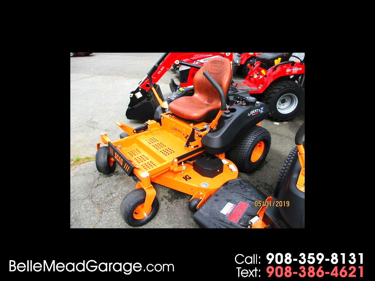2019 SCAG Mower SCAG LIBERTY Z WITH 52